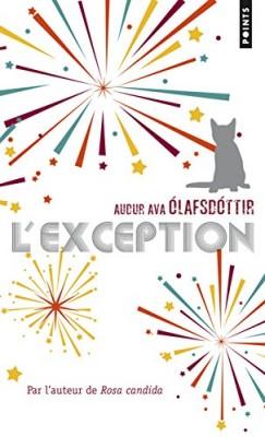 "Afficher ""L'exception"""
