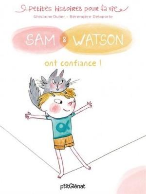 """Afficher """"Sam & Watson Sam & Watson ont confiance !"""""""