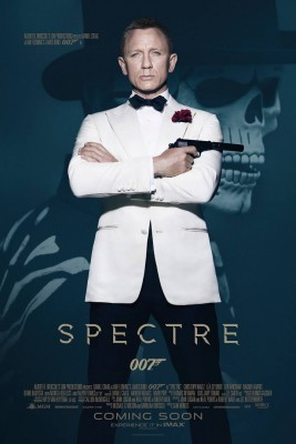 "Afficher ""James Bond Spectre"""