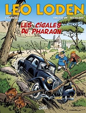 "Afficher ""Léo Loden. n° 24 Les cigales du pharaon"""
