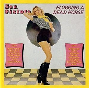 "Afficher ""Flogging a dead horse"""