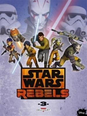 """Afficher """"Star wars rebels n° 3"""""""