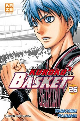 """Afficher """"Kuroko's basket n° 26Le coup d'envoi de la finale"""""""