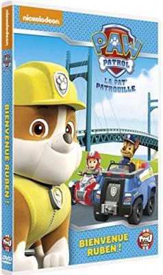 """Afficher """"Pat' Patrouille Pat' Patrouille : bienvenue Ruben !"""""""