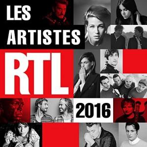 """Afficher """"Les artistes RTL 2016"""""""