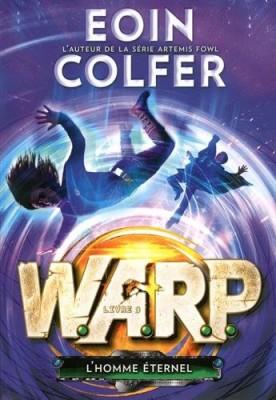"""Afficher """"WARP n° 3 L'homme éternel"""""""