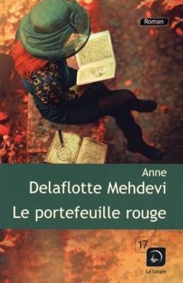 vignette de 'Le portefeuille rouge (Anne Delaflotte Mehdevi)'