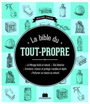 """Afficher """"La bible du tout-propre"""""""