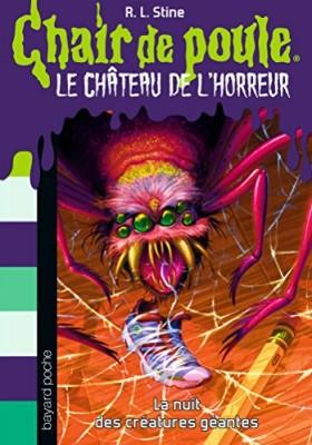 """Afficher """"Le château de l'horreur."""""""