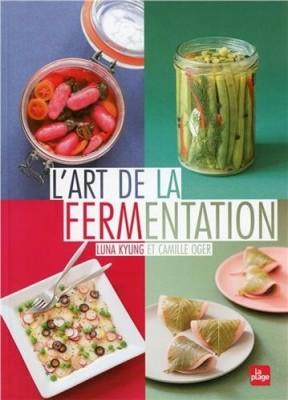 vignette de 'L'art de la fermentation (Luna Kyung)'