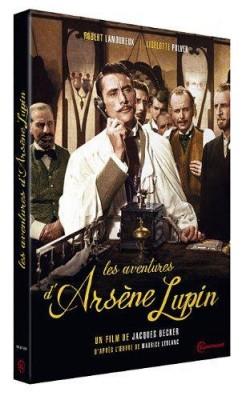 vignette de 'Les aventures d'Arsène Lupin (Jacques Becker)'
