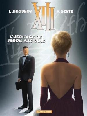 """Afficher """"XIII Treize n° 24 L'héritage de Jason Mac Lane"""""""