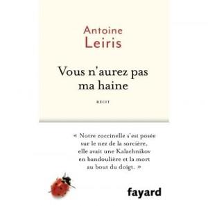 vignette de 'Vous n'aurez pas ma haine (Antoine Leiris)'