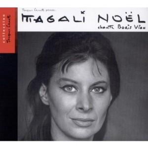 """Afficher """"Magali Noël chante Boris Vian"""""""