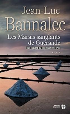 """Afficher """"Une enquête du commissaire Dupin Les marais sanglants de Guérande"""""""