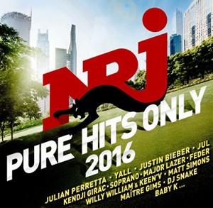 """Afficher """"NRJ pure hits 2016"""""""