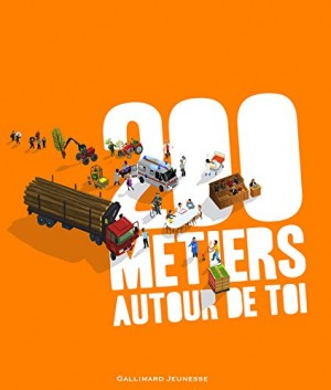 """Afficher """"200 métiers autour de toi"""""""