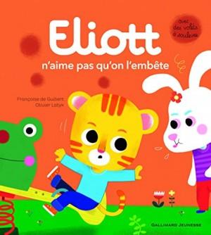 """Afficher """"Eliott Eliott n'aime pas qu'on l'embête"""""""