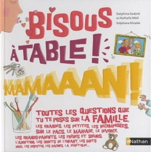 """Afficher """"Bisous à table ! Mamaaan !"""""""