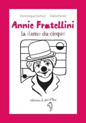 "Afficher ""Annie Fratellini"""