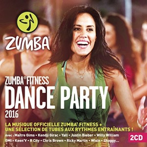"""Afficher """"Zumba fitness dance party 2016"""""""