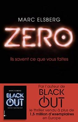vignette de 'Zero (Marc Elsberg)'
