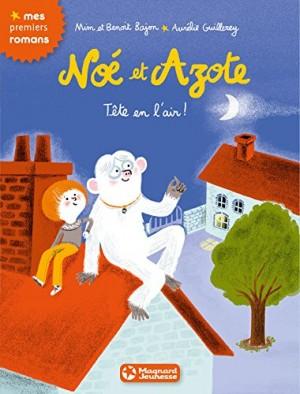 """Afficher """"Noé et Azote n° 7 Tête en l'air !"""""""