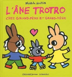 """Afficher """"L'âne Trotro chez grand-père et grand-mère"""""""