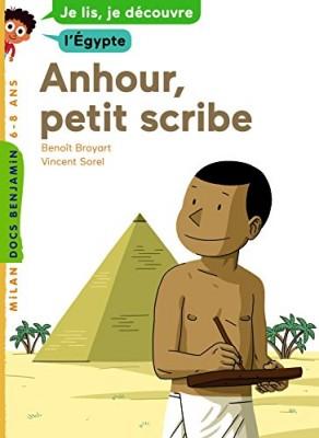 "Afficher ""Anhour, petit scribe"""
