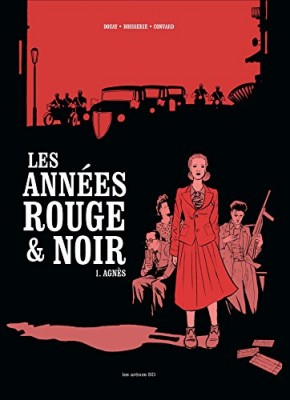 vignette de 'Les années rouge et noir n° 2<br /> Alain (Pierre Boisserie)'
