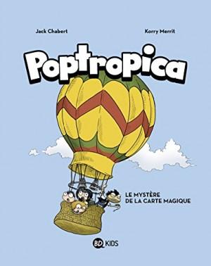"""Afficher """"Poptropica n° Tome 1 Le mystère de la carte magique"""""""