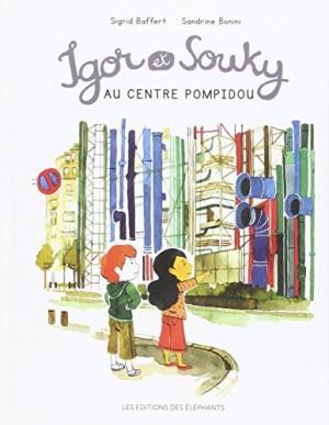 """Afficher """"Igor et Souky au Centre Pompidou"""""""