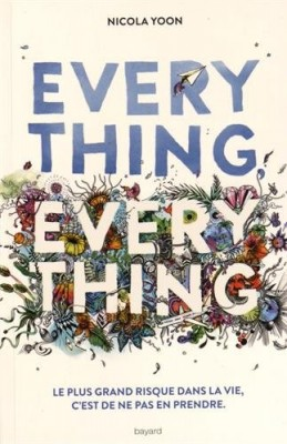 vignette de 'Everything, everything (Nicola Yoon)'