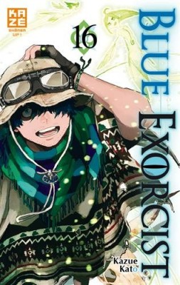 "Afficher ""Blue exorcist n° 16"""