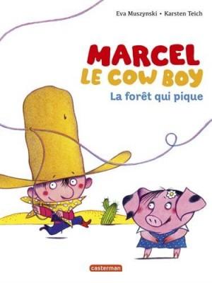"""Afficher """"Marcel le cow-boy n° 1 forêt qui pique (La)"""""""