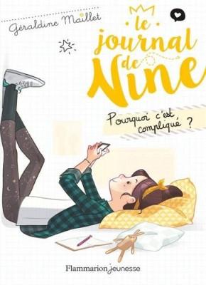 """Afficher """"Journal de Nine (Le) n° 2 Pourquoi c'est compliqué ?"""""""