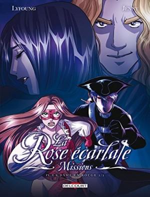 """Afficher """"La Rose écarlate : Missions n° 4 La Dame en rouge 2/2"""""""