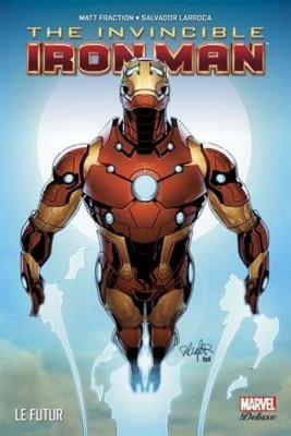 """Afficher """"The invincible Iron Man n° 6Le futur"""""""