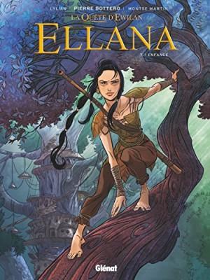 """Afficher """"Ellana n° 1 Enfance"""""""