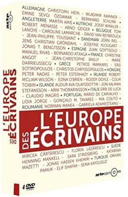 """Afficher """"L'Europe des écrivains"""""""