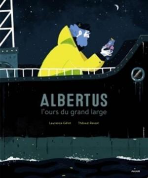 """Afficher """"Albertus, l'ours du grand large"""""""
