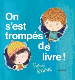 vignette de 'On s'est trompés de livre ! (Richard Byrne)'