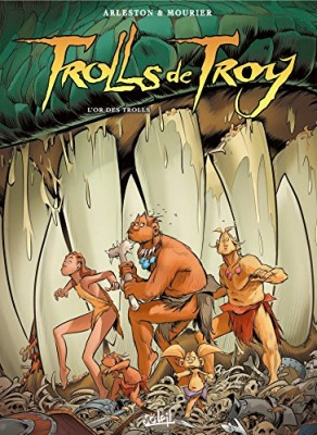 "Afficher ""Trolls de Troy n° 21 L'or des trolls"""