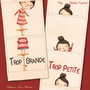 "Afficher ""Trop grande trop petite"""