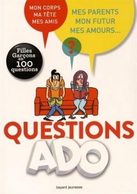 """Afficher """"Questions ado"""""""