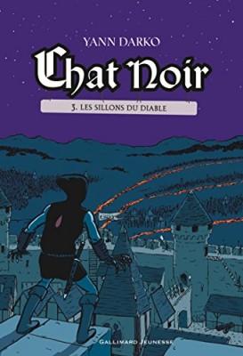 """Afficher """"Chat noir n° 03<br /> Les sillons du diable"""""""