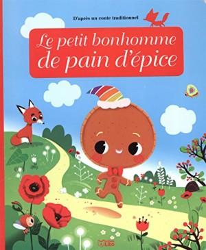 """Afficher """"Minicontes classiques Le petit bonhomme de pain d'épice"""""""