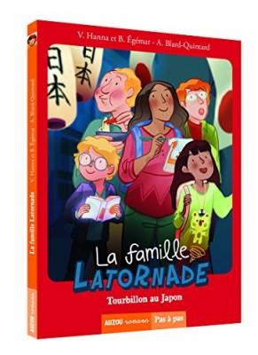 """Afficher """"La famille Latornade Tourbillon au Japon"""""""