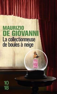 vignette de 'La collectionneuse de boules à neige (Maurizio De Giovanni)'