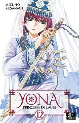 "Afficher ""Yona, princesse de l'aube n° 12"""
